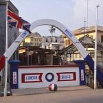 London Bridge. Accra