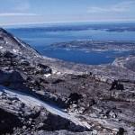 Vandringsmiljö utanför Nuuk