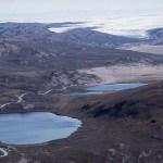Vägen till inlandsisen. Kangerlussuaq