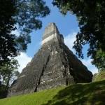 Templo I. Tikal (U)