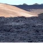 Lavafält. Kraflaområdet