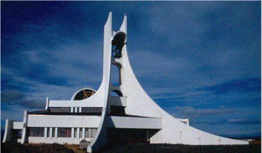 Nya kyrkan. Stykkisholmur