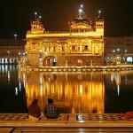 Gyllene templet. Amritsar