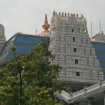 ISKON-templet. Bangalore
