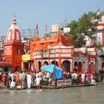 Tempel. Haridwar