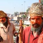 Heliga män. Haridwar