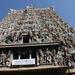 Sri Minakshi templet. Madurai