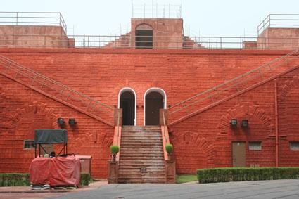 Red Fort. New Delhi (U)