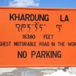 Världens högsta farbara väg