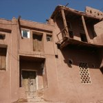 Traditionellt hus. Abyaneh