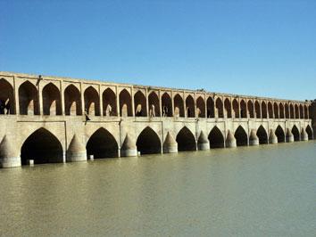 Si-o-Seh bron. Esfahan