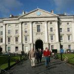 Trinity College. Dublin