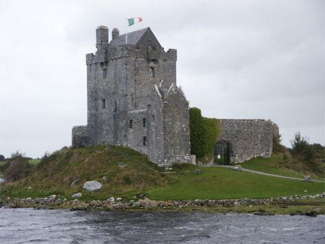Dunguaire Castle. Kinvarra
