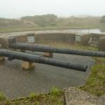 Tyska kanoner. L´etacq