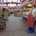 Central Market. St Helier