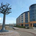 """Tree of Life"". St Helier"
