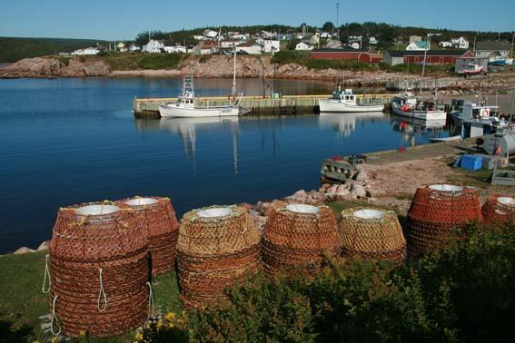 Hamnen. Cape Breton (NS)