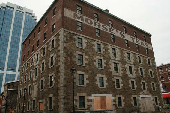 Gamla Thehuset. Halifax (NS)