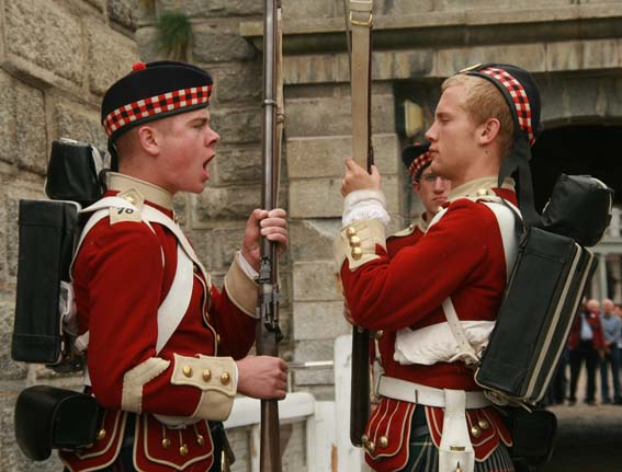 """Change of the Guards"""". Halifax (NS)"""