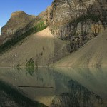 Morraine Lake. Lake Louise National Park (U)