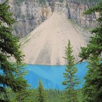 Morraine Lake. Lake Louise National Park (U)