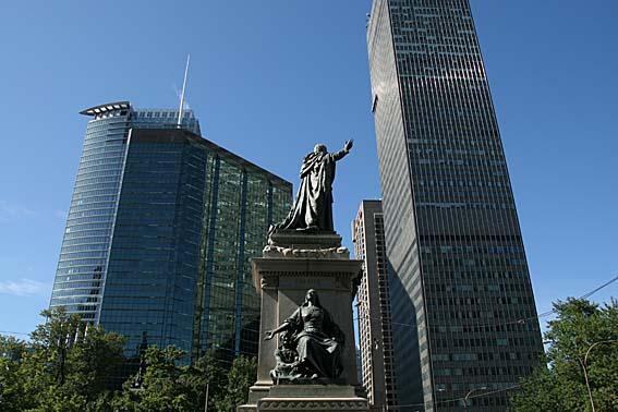 Drottning Victoria. Montreal (QE) (U)