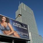 Reklamskylt. Montreal (QE)