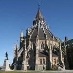 Parlamentsbiblioteket. Ottowa (ON)