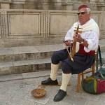 Gatumusikant. Dubrovnik