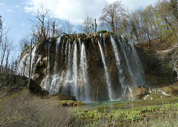 Plitvicesjöarnas Nationalpark (U)