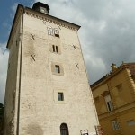 Lotrscaktornet, 1200-talet. Zagreb