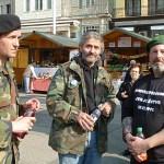 Krigsveteraner. Zagreb