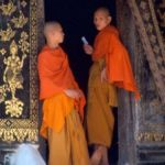 Munkar. Luang Prabang