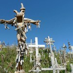 Hill of Crosses. Siauliai