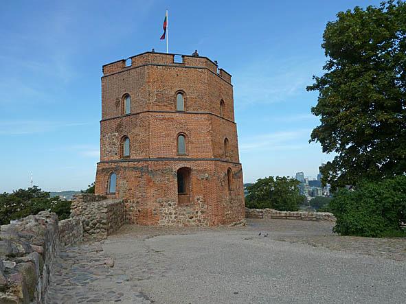 Gediminas kulle. Vilnius (U)