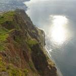 Världens näst högsta havsklippa. Cabo Girao