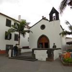 Capela do Corpo Santo. Funchal