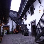 Old Blandy Wine Lodge. Funchal