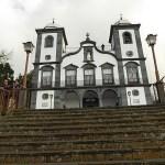 Kyrkan Nostra Senhora do Monte. Monte