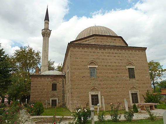 Hjunkar moskén. Skopje