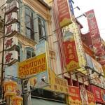 Chinatown. Kuala Lumpur