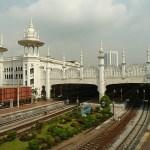 Old KL Railwaystation. Kuala Lumpur