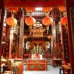 Sze Ya templet. Kuala Lumpur