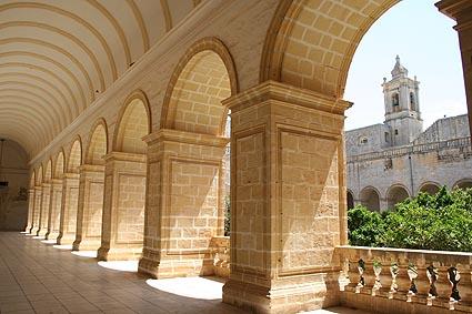 Kloster. Rabat