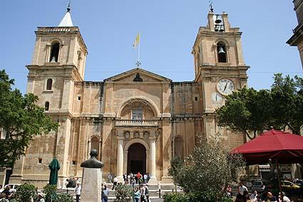 St. John´s Co-Cathedral. Valletta (U)