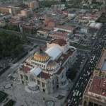 Palais des Bellas Artes. Mexico City (U)