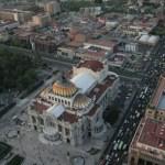 Palais des Bellas Artes. Mexico City (U)