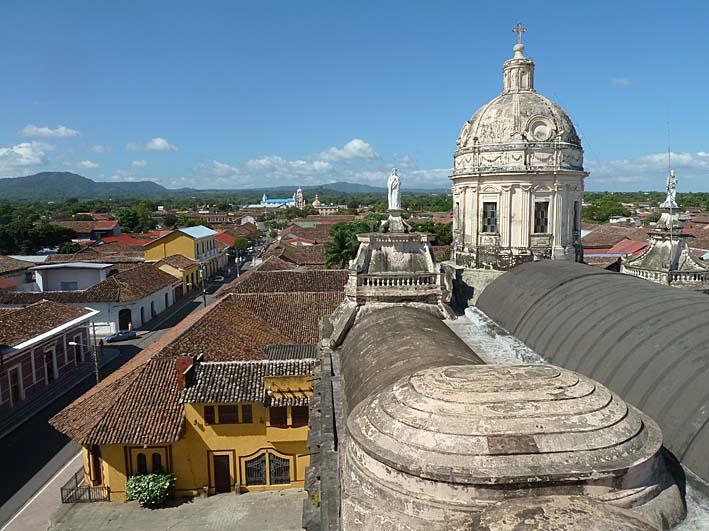 Stadsvy. Granada