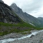 Vägen mot Trollstigen