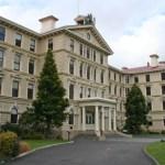 Världens största trähus. Wellington